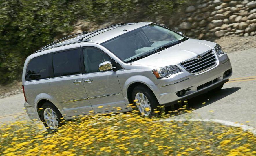 2008 Chrysler Town & Country and Dodge Grand Caravan - Slide 2