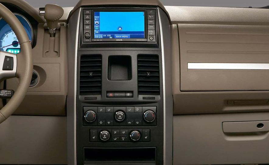 2008 Chrysler Town & Country and Dodge Grand Caravan - Slide 14