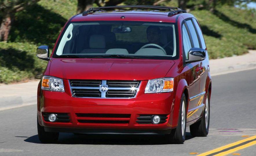 2008 Chrysler Town & Country and Dodge Grand Caravan - Slide 5