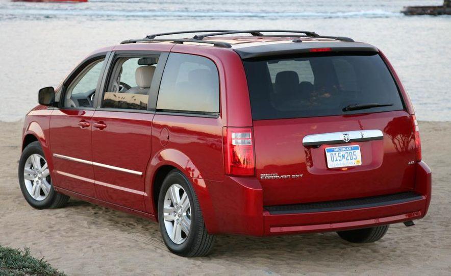 2008 Chrysler Town & Country and Dodge Grand Caravan - Slide 6
