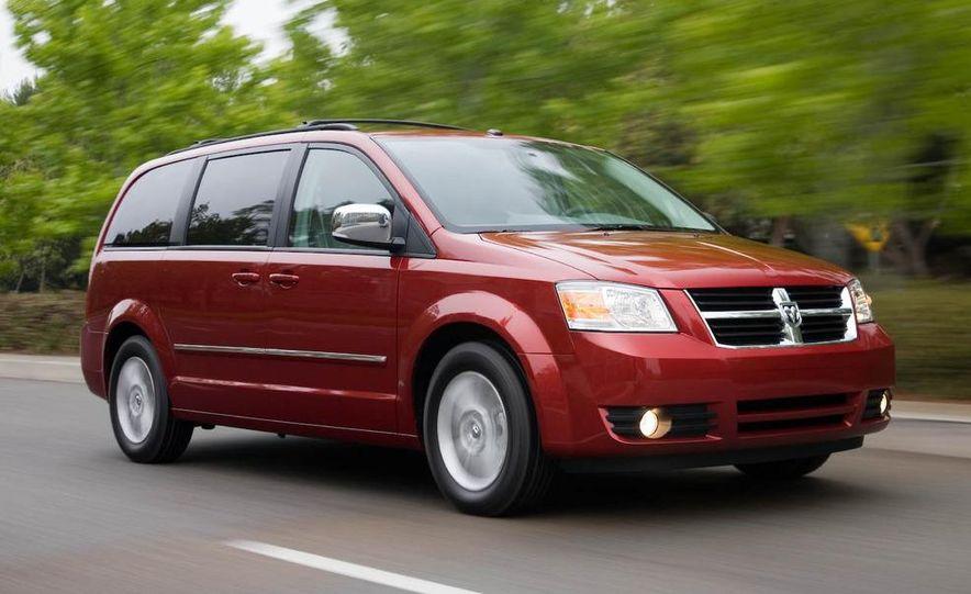 2008 Chrysler Town & Country and Dodge Grand Caravan - Slide 7