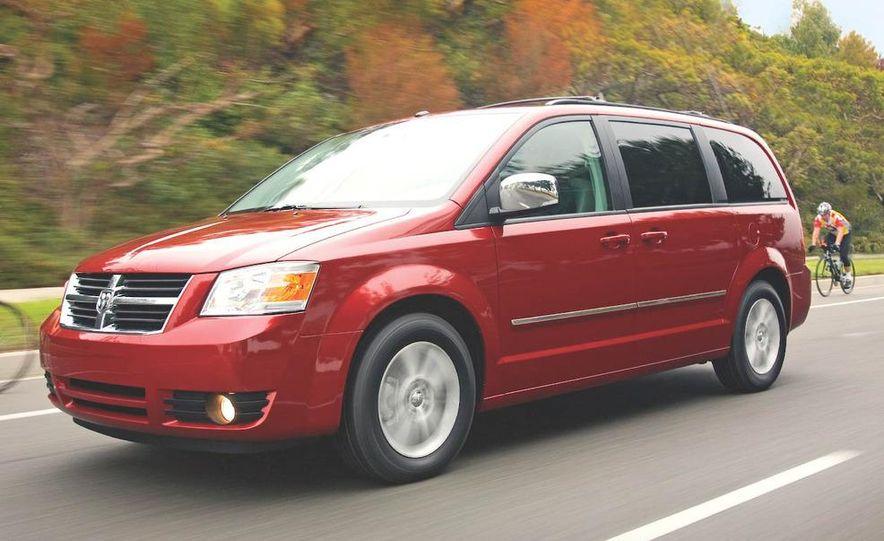 2008 Chrysler Town & Country and Dodge Grand Caravan - Slide 11