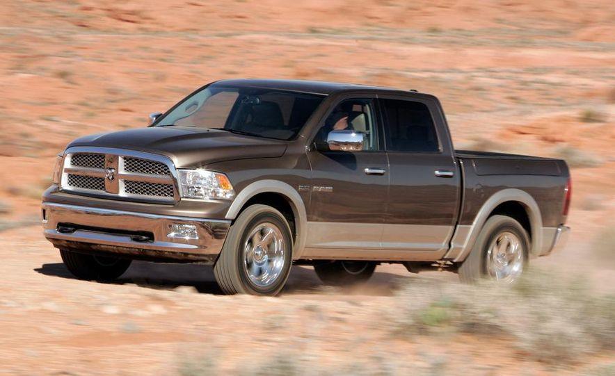 2008 Chrysler Town & Country and Dodge Grand Caravan - Slide 19