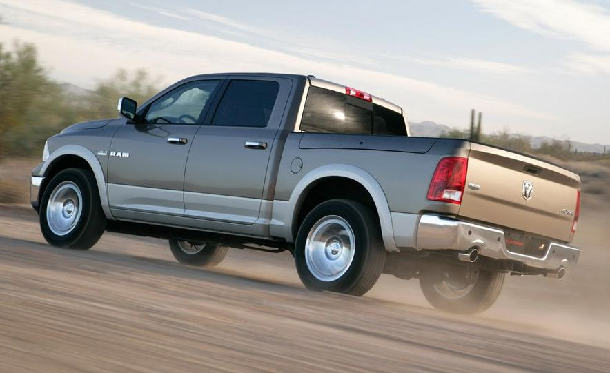 2008 Chrysler Town & Country and Dodge Grand Caravan - Slide 22
