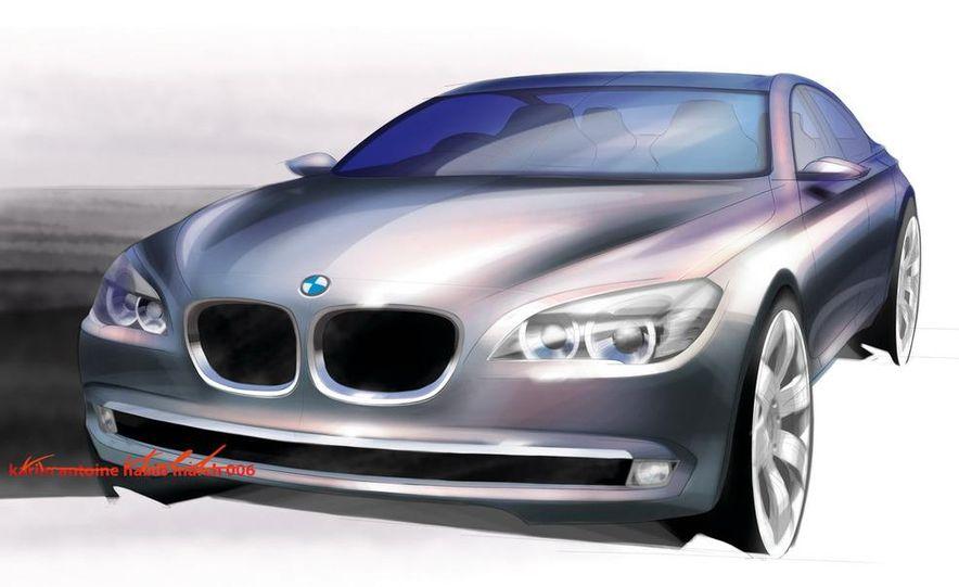 2009 BMW 730d (Not for U.S. sale) - Slide 30