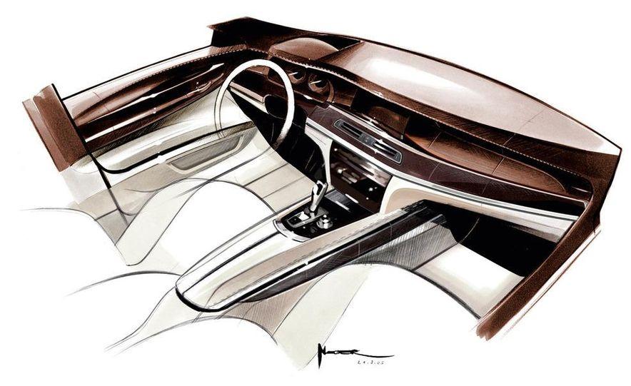 2009 BMW 730d (Not for U.S. sale) - Slide 32