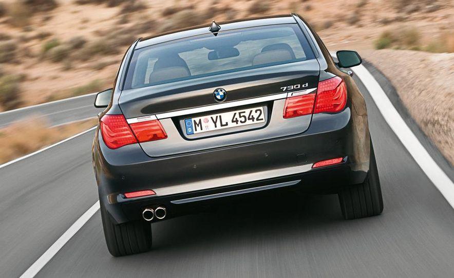 2009 BMW 730d (Not for U.S. sale) - Slide 14