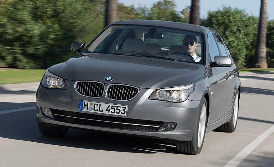 2010 BMW 5-series - Slide 22