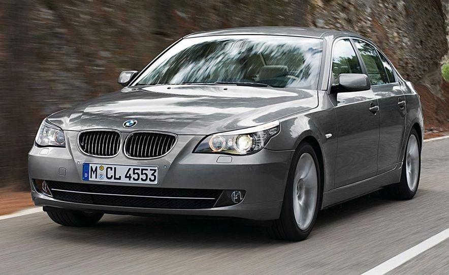 2010 BMW 5-series - Slide 24