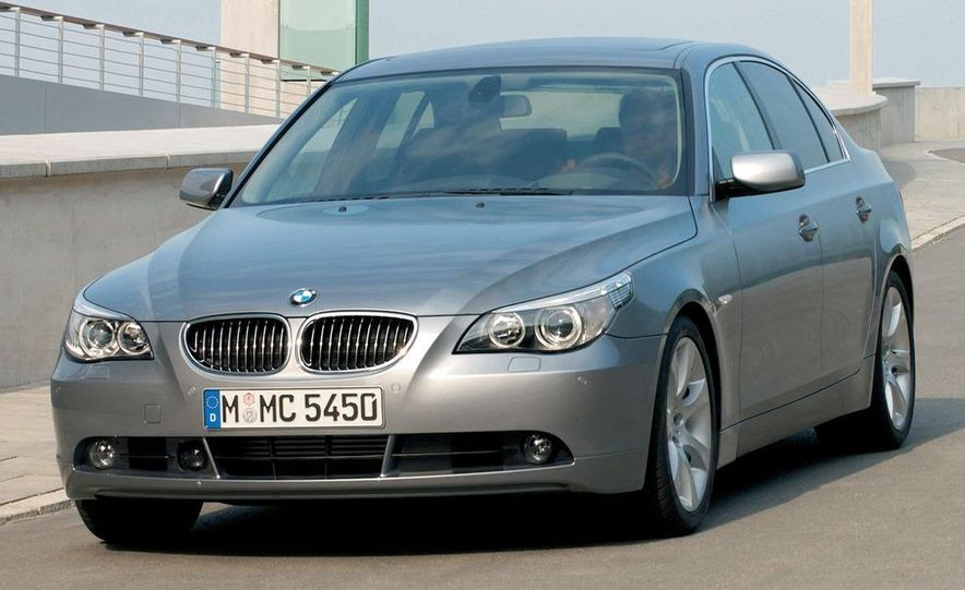 2010 BMW 5-series - Slide 27