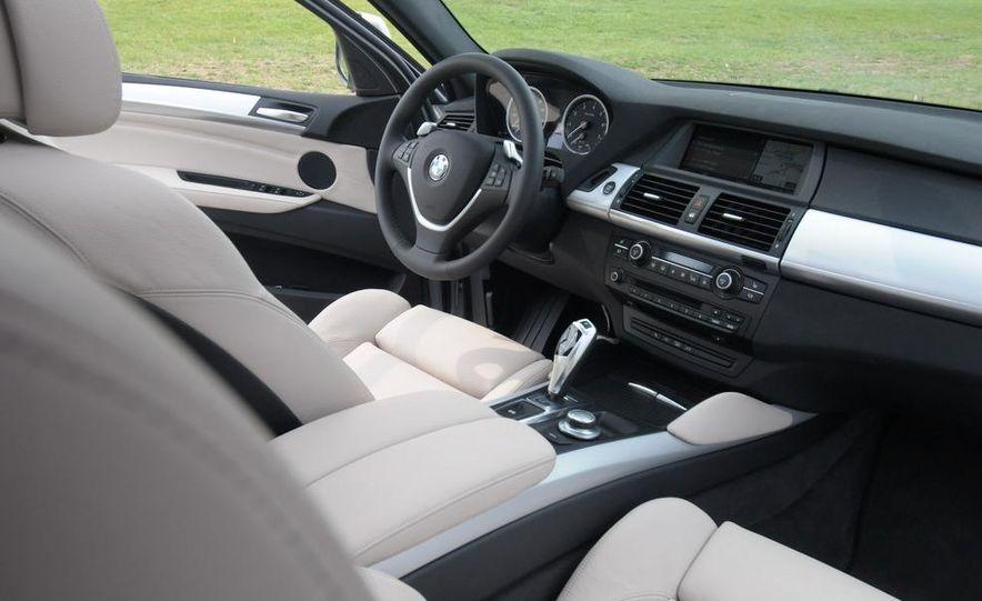 2008 BMW X6 xDrive35i - Slide 13