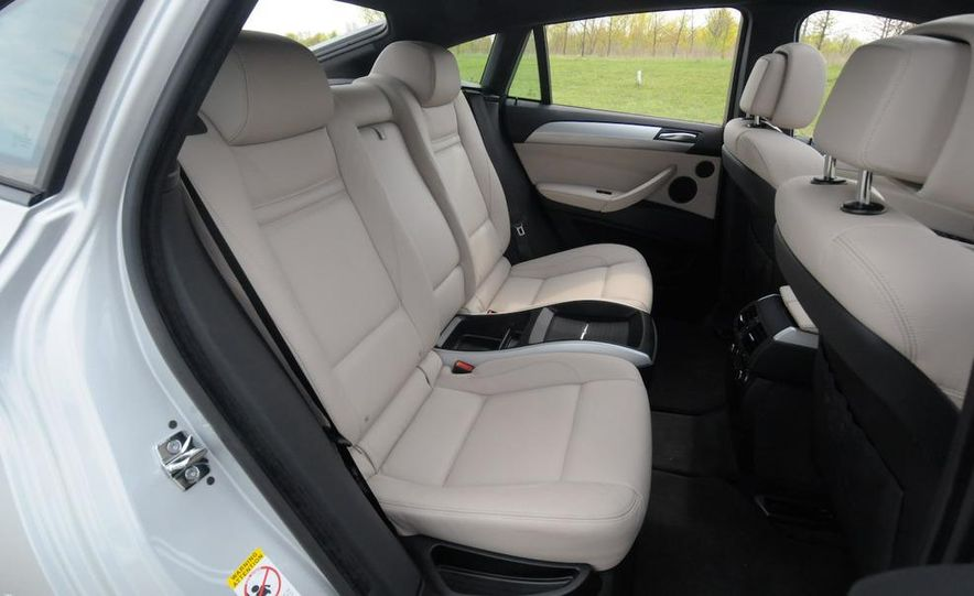 2008 BMW X6 xDrive35i - Slide 14