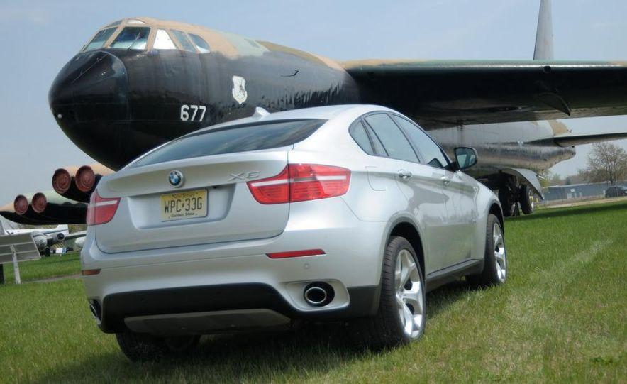 2008 BMW X6 xDrive35i - Slide 1