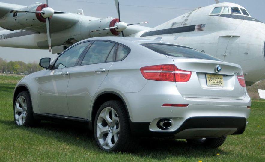 2008 BMW X6 xDrive35i - Slide 4