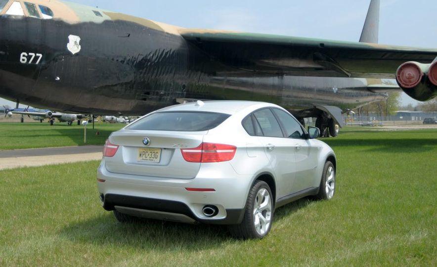 2008 BMW X6 xDrive35i - Slide 7