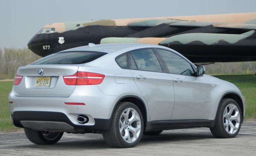 2008 BMW X6 xDrive35i - Slide 17