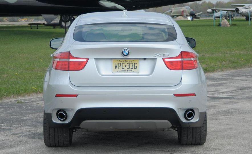 2008 BMW X6 xDrive35i - Slide 18
