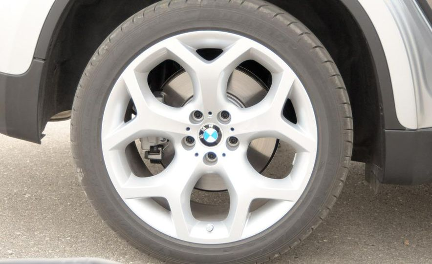 2008 BMW X6 xDrive35i - Slide 15
