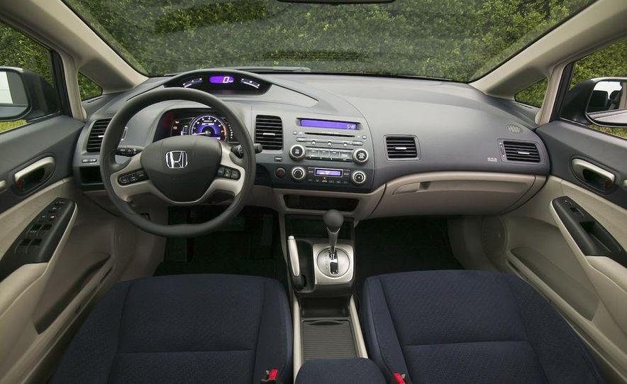 2008 Toyota Camry hybrid - Slide 14