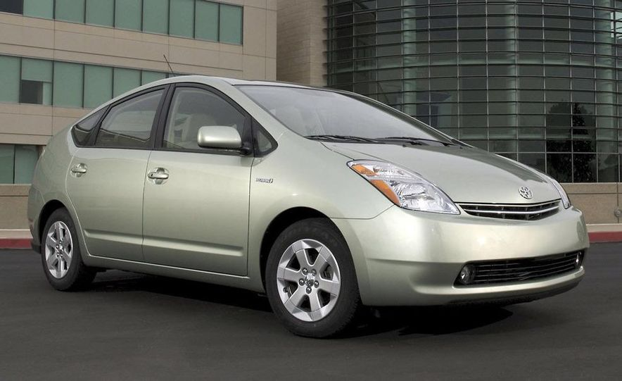 2008 Toyota Camry hybrid - Slide 21