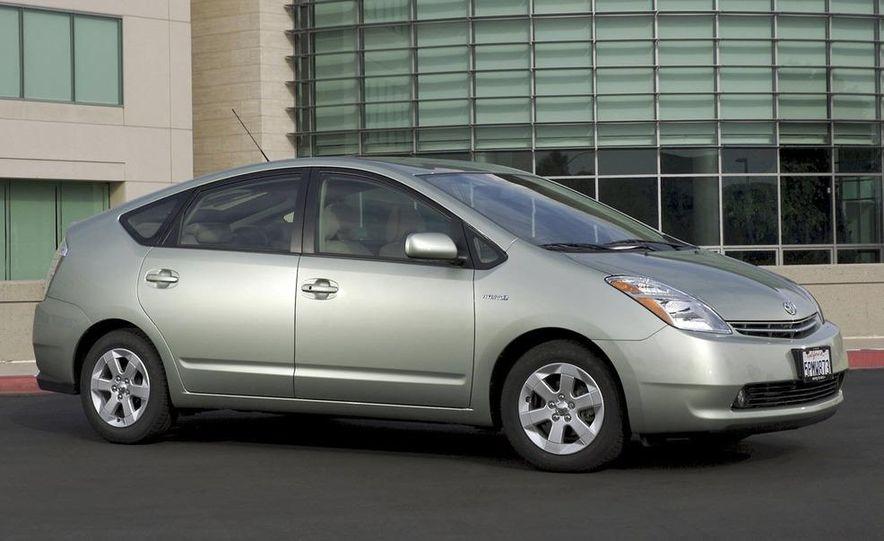 2008 Toyota Camry hybrid - Slide 23