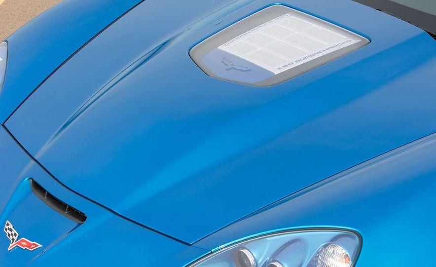 2009 Chevrolet Corvette ZR1 - Slide 15