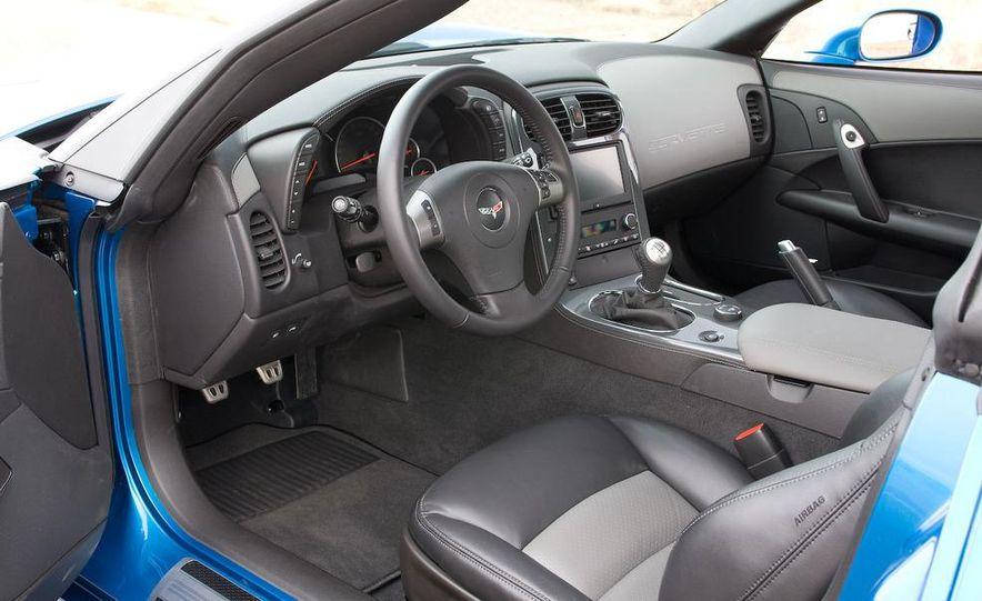 2009 Chevrolet Corvette ZR1 - Slide 22