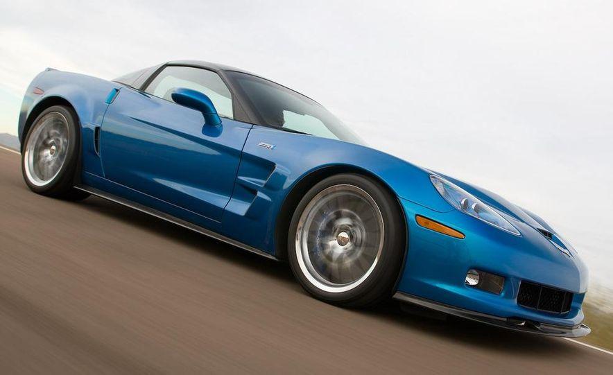 2009 Chevrolet Corvette ZR1 - Slide 5