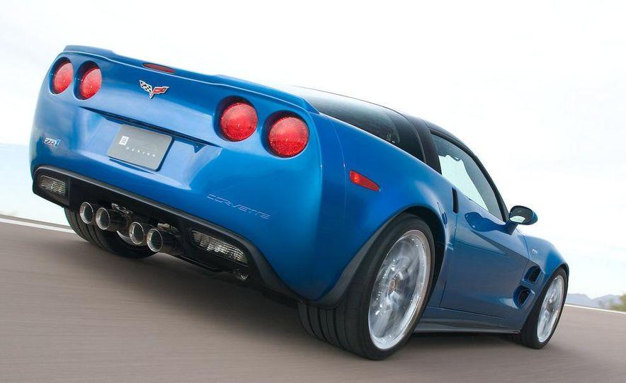2009 Chevrolet Corvette ZR1 - Slide 11