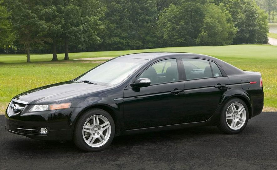 2009 Acura TL - Slide 7