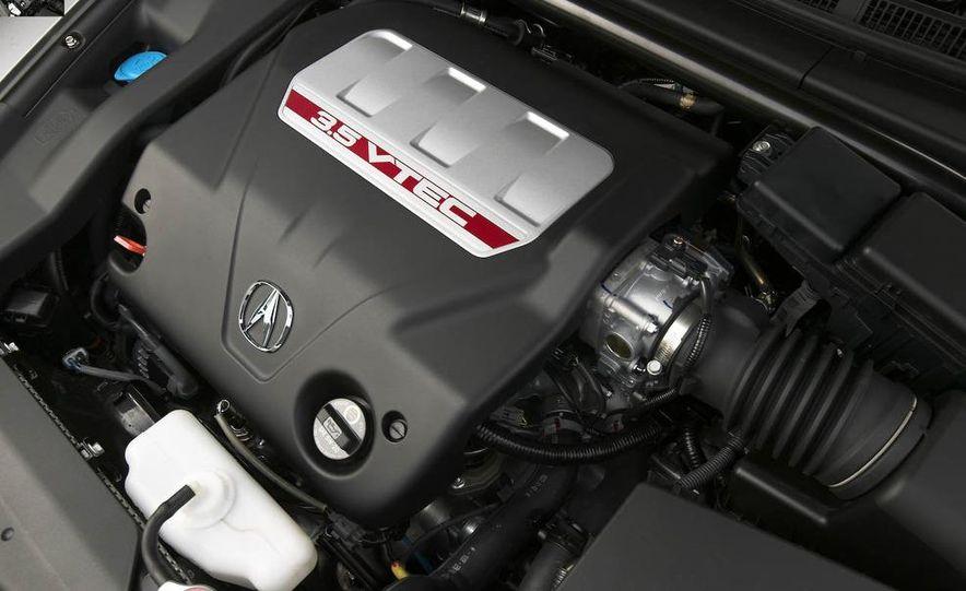 2009 Acura TL - Slide 14