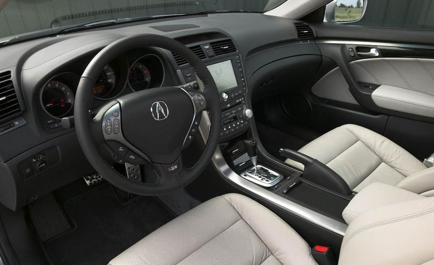 2009 Acura TL - Slide 12