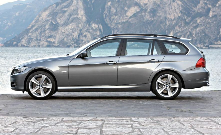 2009 BMW 3-series sedan - Slide 21
