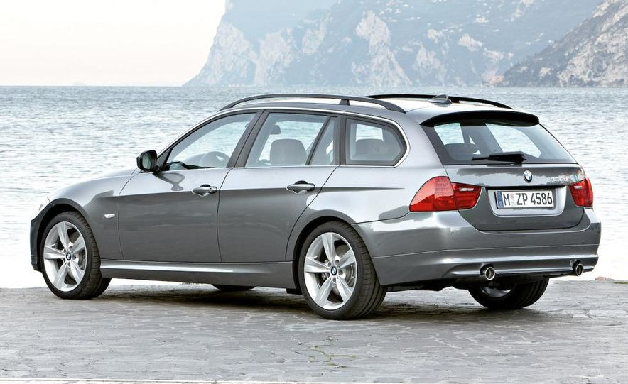 2009 BMW 3-series sedan - Slide 23