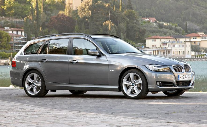 2009 BMW 3-series sedan - Slide 27