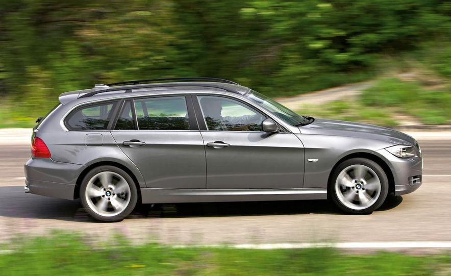 2009 BMW 3-series sedan - Slide 36