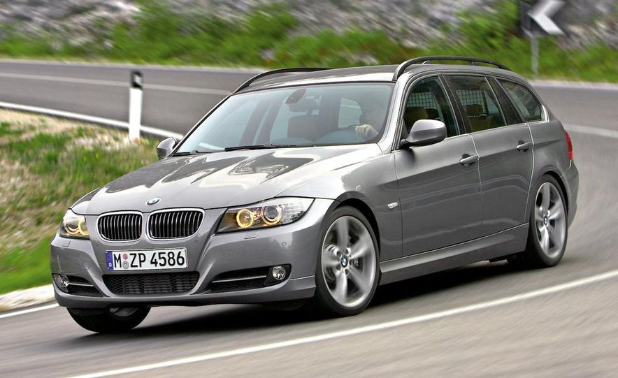2009 BMW 3-series sedan - Slide 38