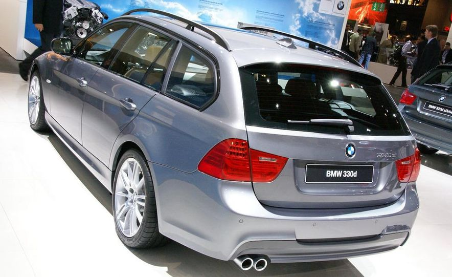 2009 BMW 3-series sedan - Slide 58