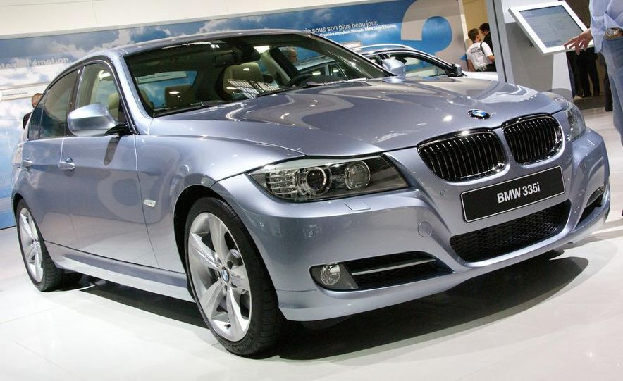 2009 BMW 3-series sedan - Slide 56