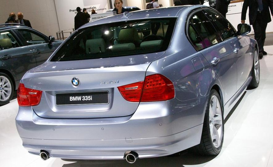 2009 BMW 3-series sedan - Slide 57