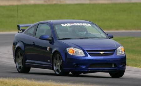 LL1: Chevrolet Cobalt SS Supercharged / Honda Civic Si / Volkswagen GTI