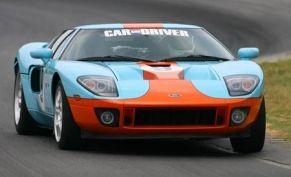 LL4: Ford GT