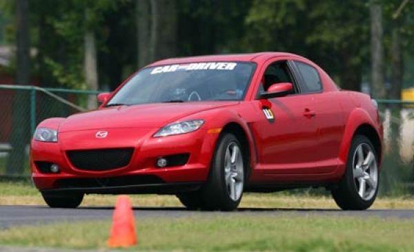LL1: Mazda RX-8
