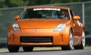 LL1: Nissan 350Z Track