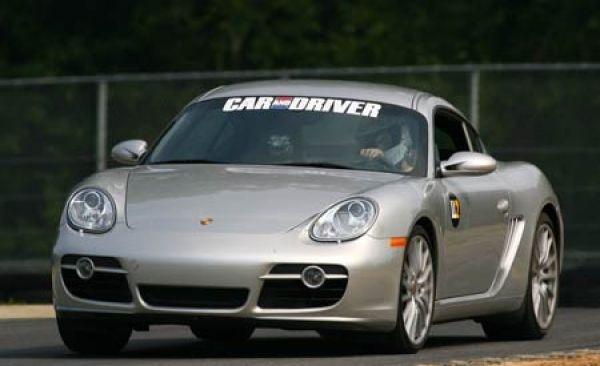 LL2: Porsche Cayman S