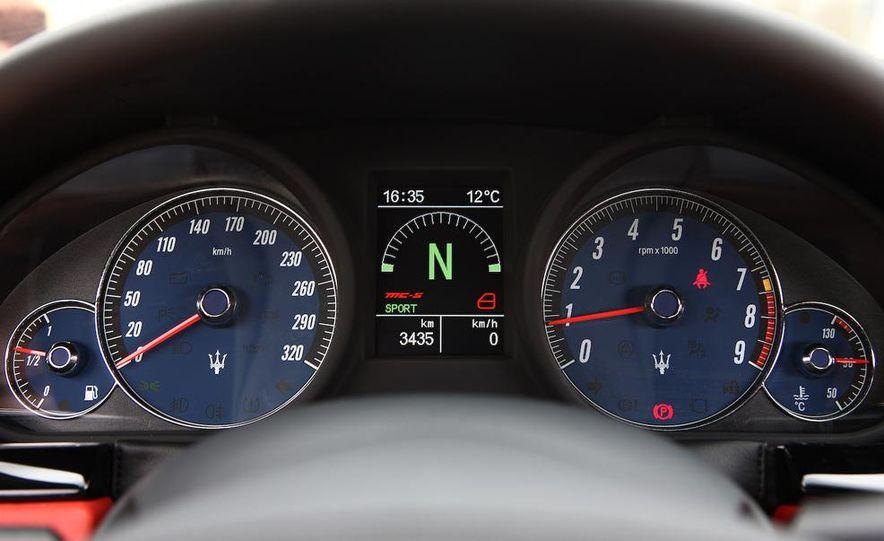 2009 Maserati GranTurismo S wheel - Slide 9
