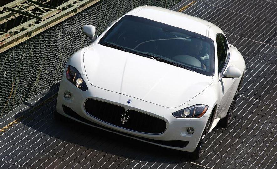 2009 Maserati GranTurismo S wheel - Slide 2