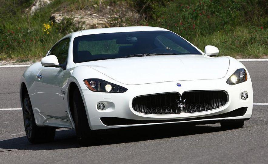 2009 Maserati GranTurismo S wheel - Slide 4