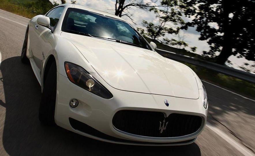 2009 Maserati GranTurismo S wheel - Slide 5