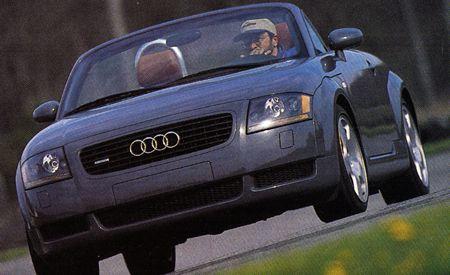 Audi TT Quattro Roadster